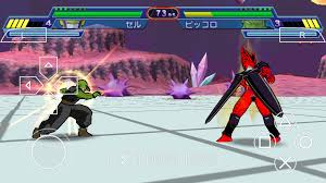 download dragon ball z abzalon mod iso ppsspp gameisoft