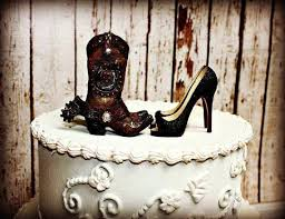 cowboy wedding cake toppers cowboy wedding cake toppers horseshoe western wedding cake topper