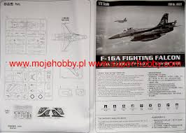 f 16a fighting falcon hobby boss 80272