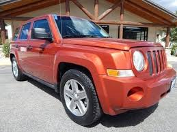 2008 jeep patriot sport 4x4 used 2008 jeep patriot sport 4x4 now for sale summit county co