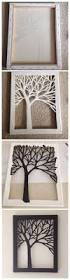 Canvas Home Decor Best 25 Canvas Silhouette Ideas On Pinterest Canvas Crafts