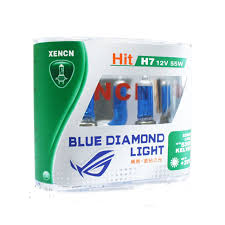 le h7 55w free shipping original xencn blue light 8711bdl h7 12v 55w