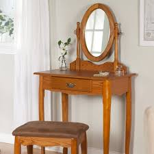 Oak Makeup Vanity Table Antique Handcrafted Apple Wood Vanity Mirror At 1stdibs Antique