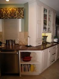 outside corner kitchen cabinet ideas pics of cabinets wrapping an outside corner