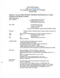 Special Education Resume Mental Health Counselor Resume Free Resume Example And Writing