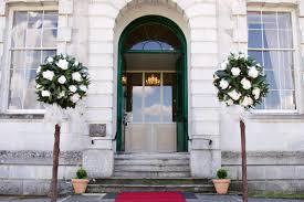 wedding arch entrance dorset wedding venue civil ceremony venue merley house
