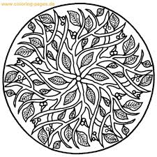 coloring pages mandala coloring page printable mandala coloring