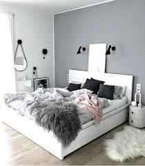 chambre grise et blanc mur blanc et gris chambre gris perle et blanc 12 deco blanc1 crq