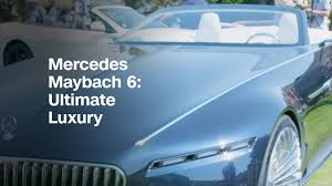 the 20 foot long 2 seat mercedes convertible video business news