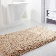 Memory Foam Toilet Rug 3 Piece Bathroom Rug Mat Set Luxurious Memory Foam Carpet And