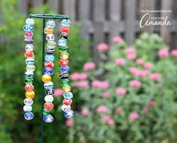 decorative garden stakes family crafts