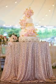 blush and gold wedding at jonathan edwards winery junebug weddings