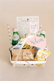 welcome bags for wedding creative wedding welcome bag ideas brides