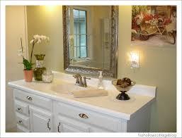 Small Bathroom Decorating Ideas On Tight Budget Bathroom Vanity Makeovers U2014 Liberty Interior Small Bathroom