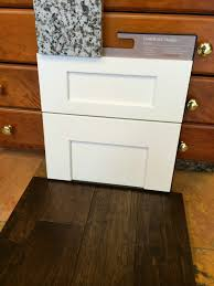 Kitchen Cabinet Drama Building Our NVHomes Andrew Carnegie - Timberlake kitchen cabinets