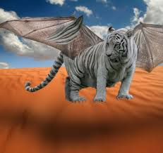 photoshop guide the of white tiger flight pxleyes com