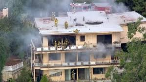 los feliz home occupant turns self in for arson nbc southern
