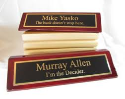 engraved office gifts custom desk etsy