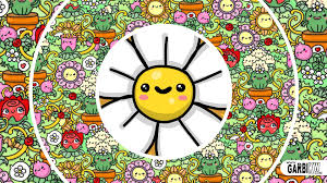 margarita emoticon how to draw kawaii daisy flower easy flowers drawings hello