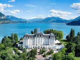 10 most beautiful lakeside hotels in the world photos condé