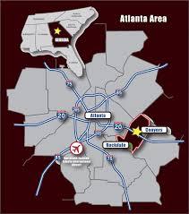 Hartsfield Jackson Map Economic Development U2013 Rockdale County Website