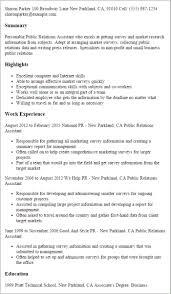vp public relations resume advertising marketing director resume