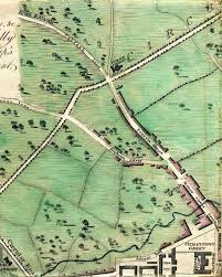 Map Of Dublin Ireland Map Of Dublin 1798