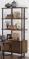Dark Cherry Bookcase Sedley Dark Cherry Bookcase