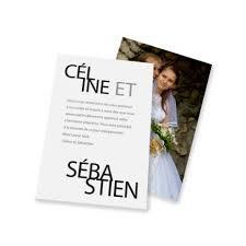 modele remerciement mariage carte remerciement mariage classique texte platine