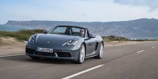 Porsche Boxster 2000 - the 2017 porsche 718 boxster s does everything right
