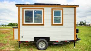 Microhouse The Nugget Micro House On Wheels Tiny House Listing Youtube