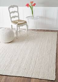 Natural Fiber Rug Runners Flooring Natural Round Jute Rugs For Floor Decoration Ideas