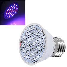 epistar led grow light aliexpress com buy new 85 265v 3w e27 20red 16blue led epistar
