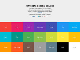 web color what s new for designers january 2015 material design