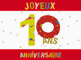 anniversaire mariage 10 ans carte anniversaire de mariage 10 ans a imprimer invitation
