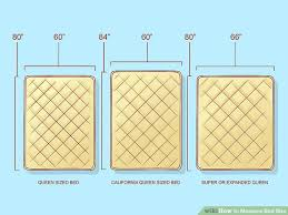What Is Twin Size Bed by How To Measure Bed Size 10 Steps With Pictures Wikihow