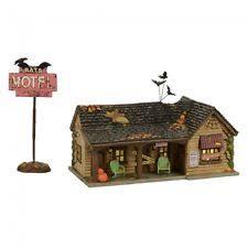 halloween village set ebay