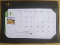 what is a desk blotter calendar product image desk blotter calendars 3 vcf photography com