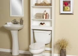 Bathroom Shelf Over Sink Bathroom Cabinets Bathroom Wall Cabinets Over The Toilet