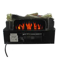duraflame electric fireplace 20 inch led log insert w 1350w