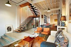 warehouse style home design new york style warehouse conversion in melbourne