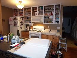 yes you can paint your oak kitchen cabinets home staging yes you can paint your oak kitchen cabinets homestagingbloomingtonil