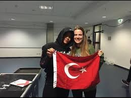 bad trkis rihanna was given a necklace against bad eye from turkish fan