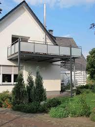balkon metall balkone geländer heidacker edelstahlmöbel metallkonstruktionen