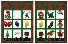 printable christmas bingo cards pictures printable christmas bingo cards for large groups christmas lights