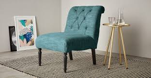 teal accent chair navy blue slipper overstock chairs recliner