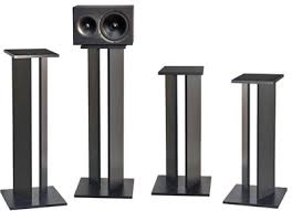Bookshelf Speaker Height How To Shop For Speaker Stands A Buying Guide Audioholics
