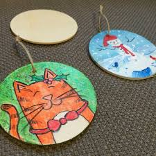drop in and decorate ornaments december 1 chromaddict studio