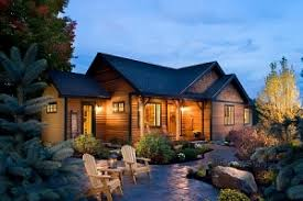 one level houses log home plans log cabin plans search