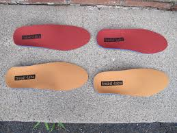 Arch Labs by Tread Labs Insoles Review New England Outside